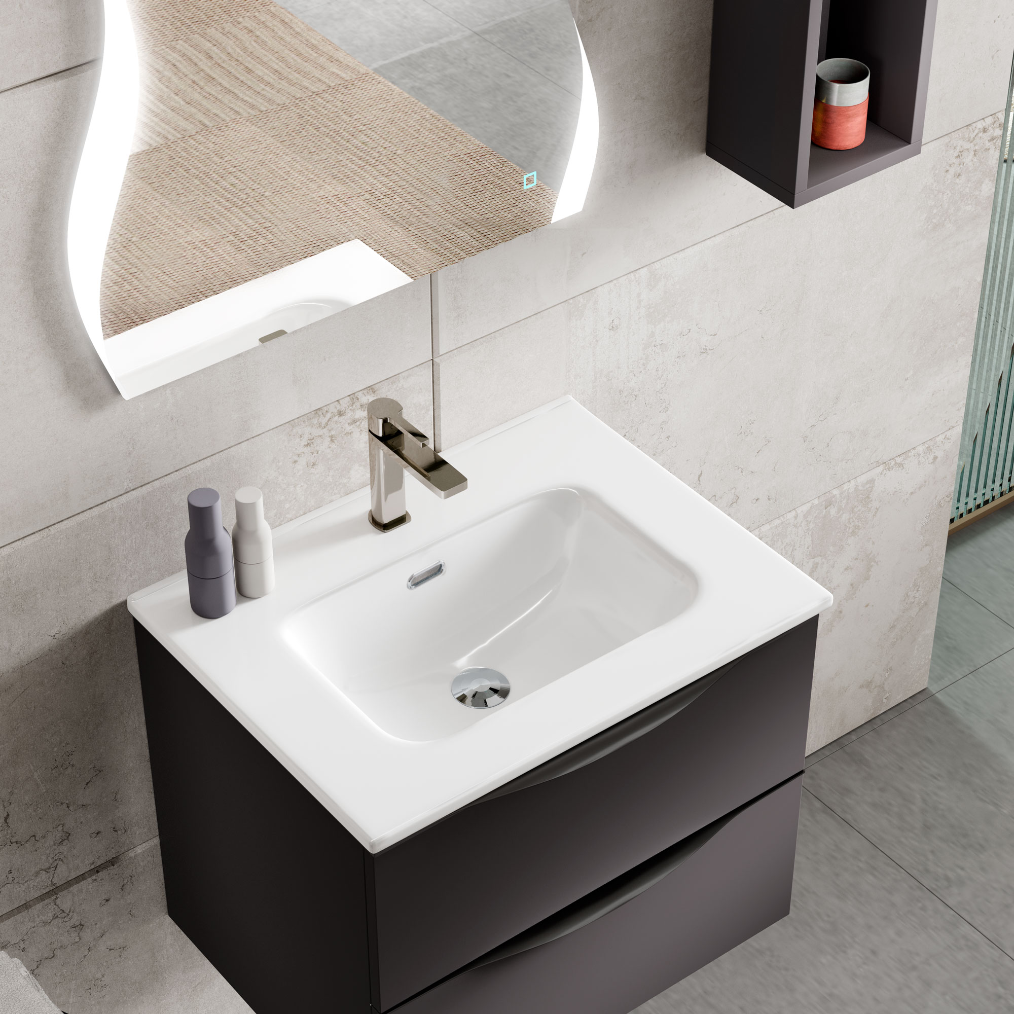 Landes  Coycama  meuble de salle de bain