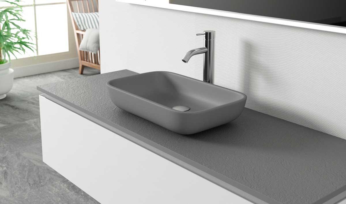 Nuevo lavabo sobreponer masai coycama f brica de muebles de ba o - Fabrica muebles bano ...